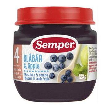 Semper Боровинки и ябълки - 125 г 9620